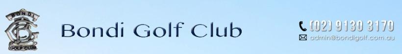 Bondi Golf Club